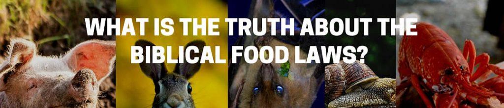 biblical food laws